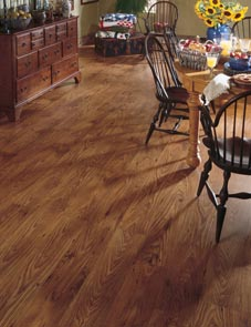 Hardwood flooring from Belleville, IL