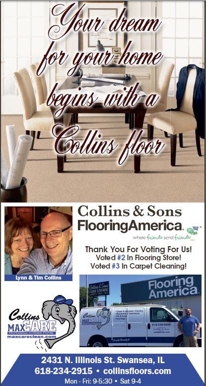 Readers Award Winner - Collins Flooring America